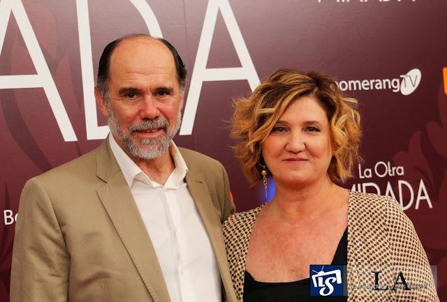 Joaquin Notario, Ana Wagener, La Otra Mirada, 2ª Temporada