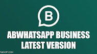[UPDATE] Download ABWhatsApp Business Extreme v0.20 Latest Version