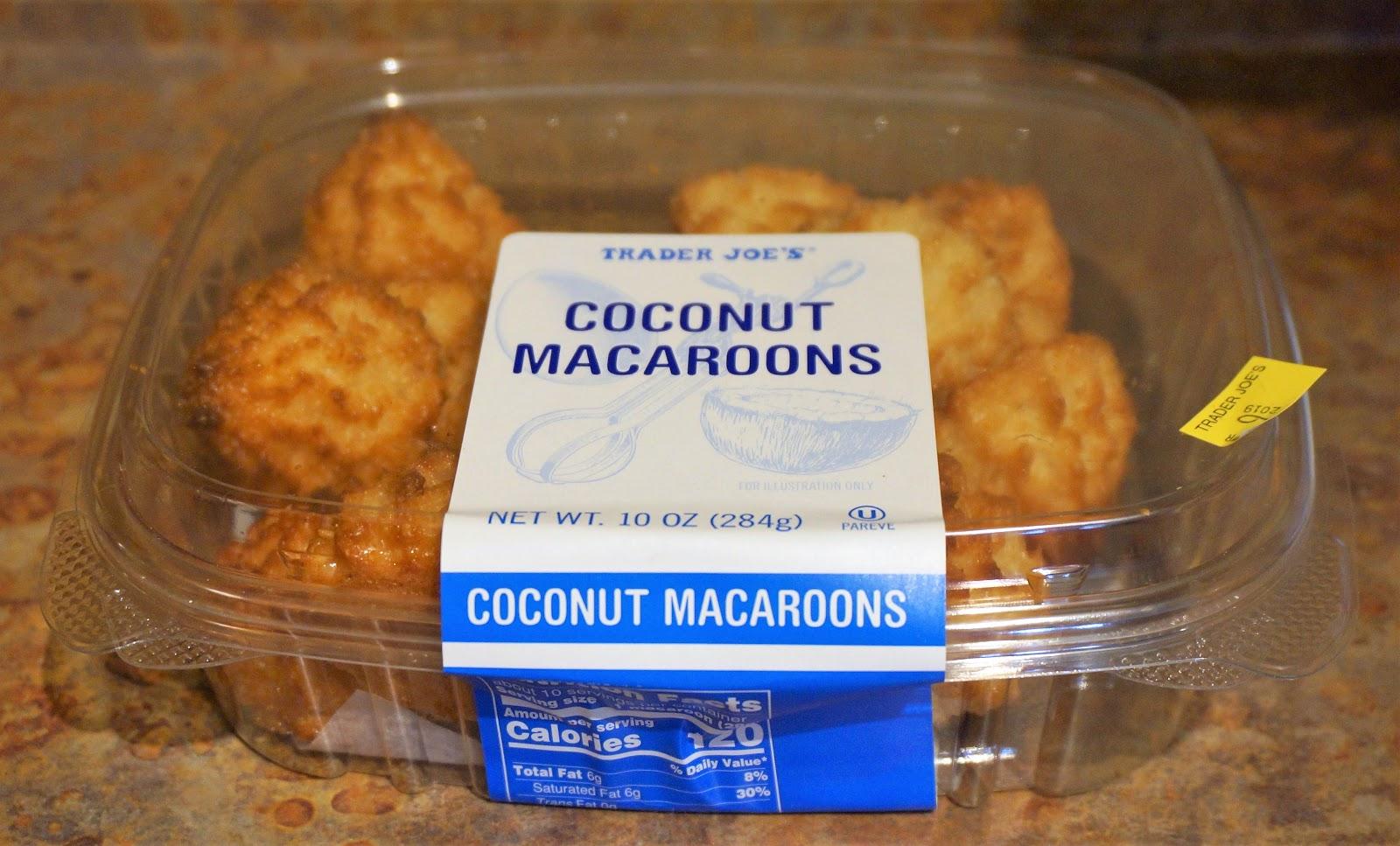 Exploring Trader Joe S Trader Joe S Coconut Macaroons