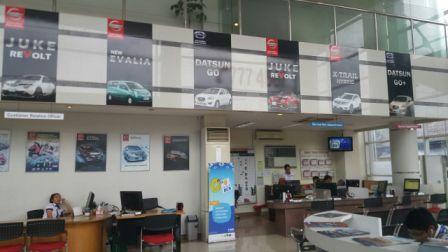 Showroom Nissan Depok