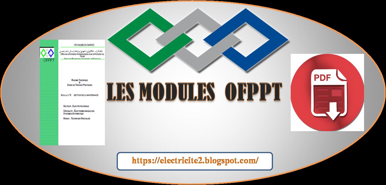 modules electromecanique des systemes automatises-esa