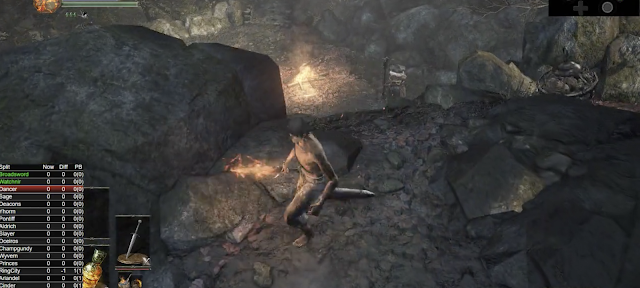 Supera Dark Souls III sin recibir daño ni subir de nivel