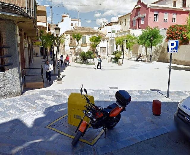 Lorca (Murcia).