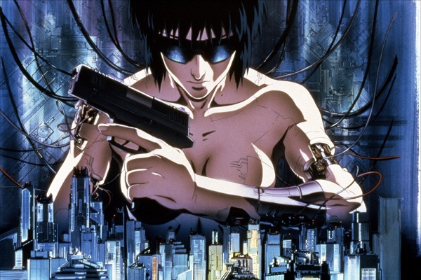 O Fantasma do Futuro – Ghost in the Shell (1995) Legendado (COMPLETO)
