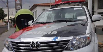 POLÍCIA MILITAR REGISTRA OCORRÊNCIA DE VIOLÊNCIA DOMÉSTICA EM SETE BARRAS