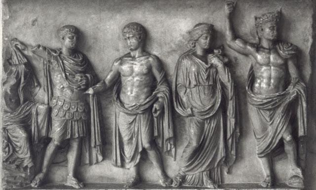 Patria potestad y Derecho de la antigua Roma