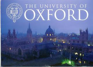 منحة مقدمة من جامعة أكسفورد لدراسة الماجستير بأمريكا