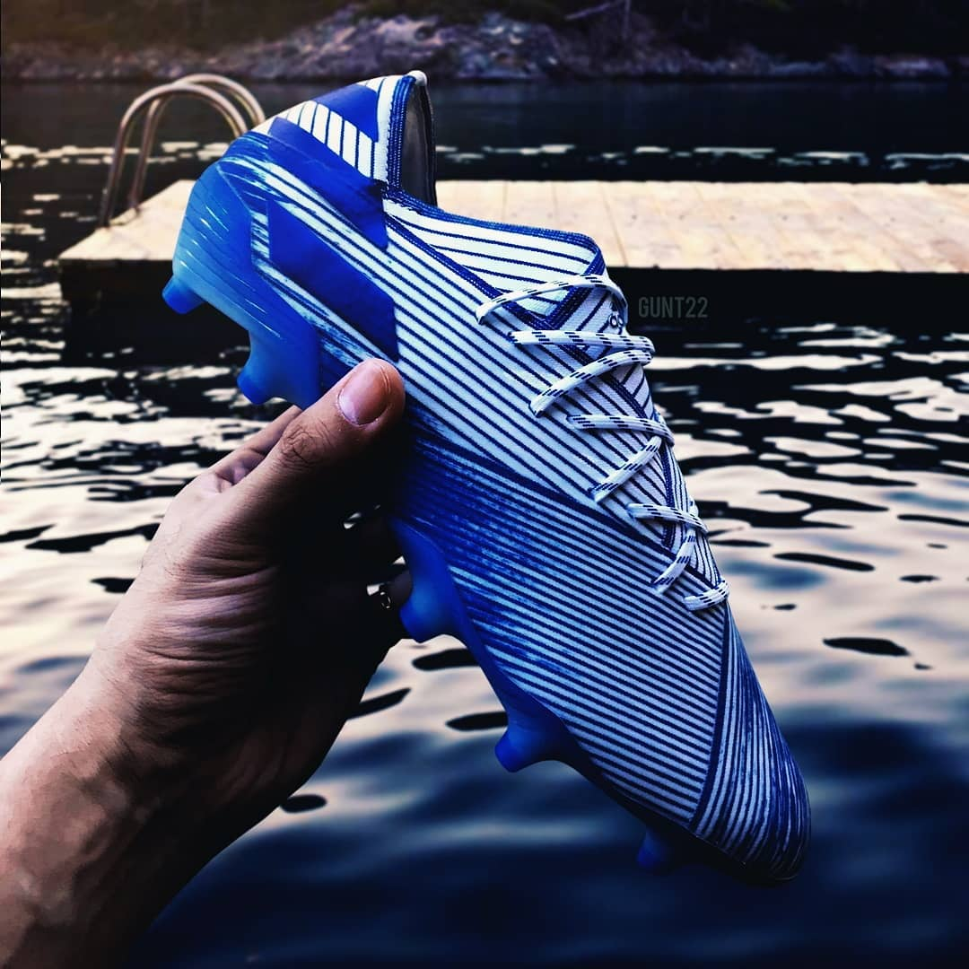 New Adidas Soccer Cleats 2020 Blue Adidas Nemeziz 19