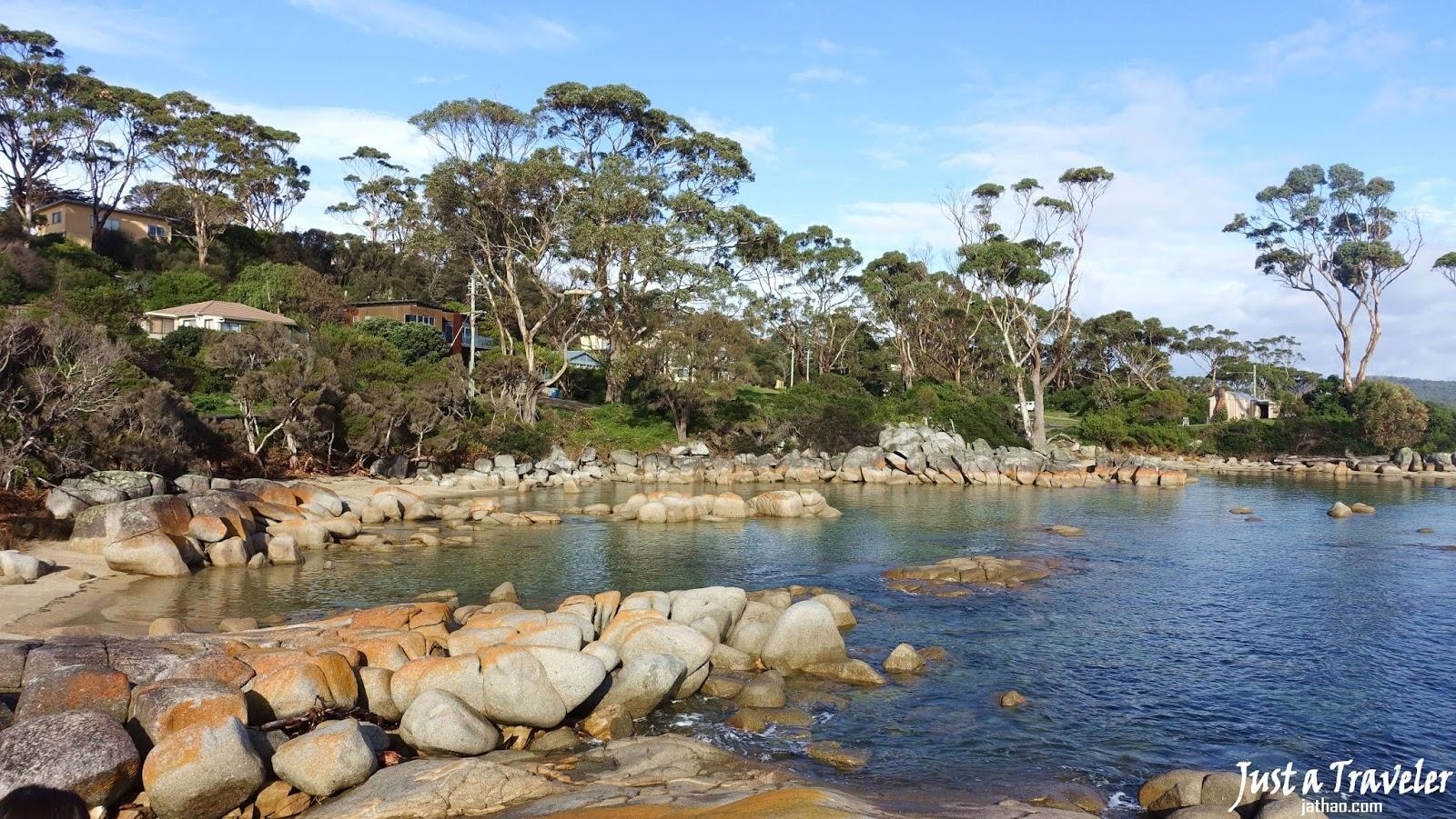塔斯馬尼亞-景點-推薦-火焰灣-自由行-旅遊-澳洲-Tasmania-Tourist-Attraction-Bay-of-Fires-Travel-Australia