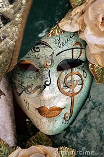 Mascaras, Antifaz, Complemento del Carnaval