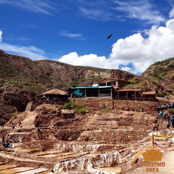 Minas de Sal de Maras Cuzco
