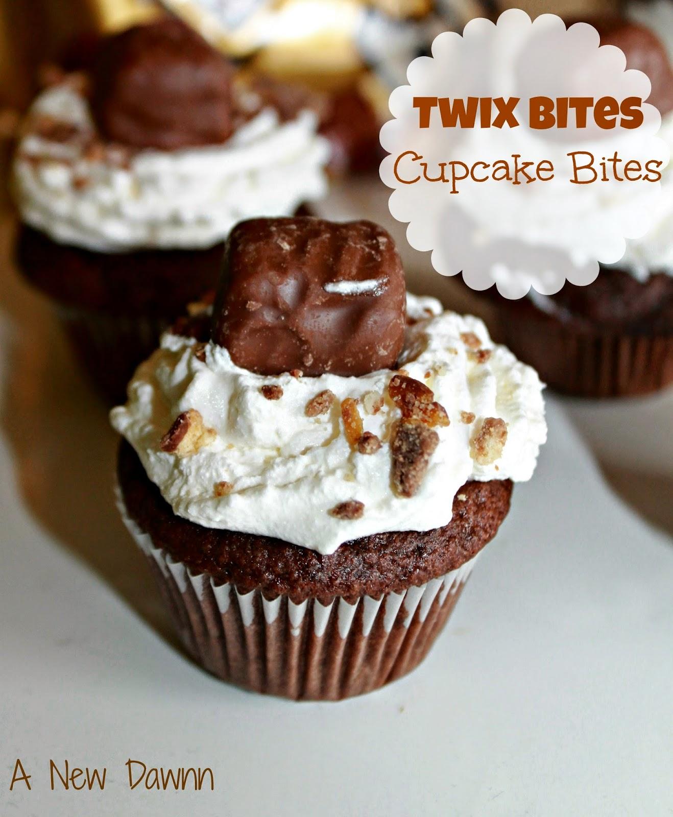 Twix Chocolate Cupcake, Twix Cupcake, Chocolate Cupcake