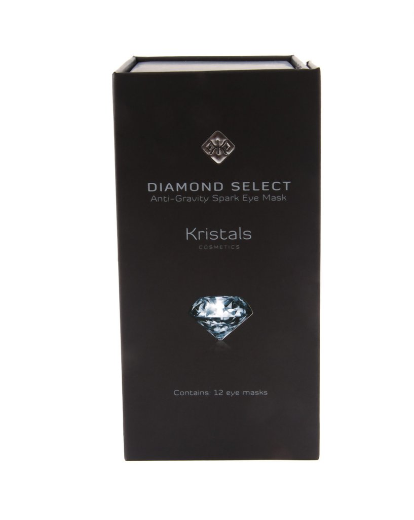 Review Kristals Diamond Select Anti Gravity Spark Eye Mask Moment Propolis Brazilian Nano Per Box5btl Cosmetics Has Unlocked The Holistically Healing Power Of Gemstones To Promote Vibrant Radiant Skin Brands Top Selling Products Include