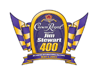 Crown Royal presents the Jim Stewart 400 #NASCAR