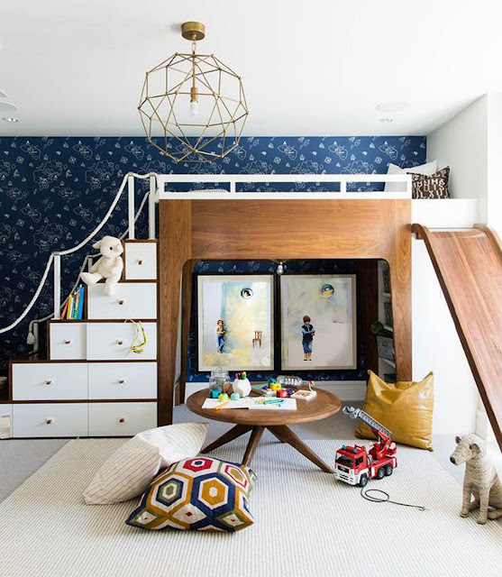 Obras de arte para decorar habitación juvenil cuadro de Horacio Gomez