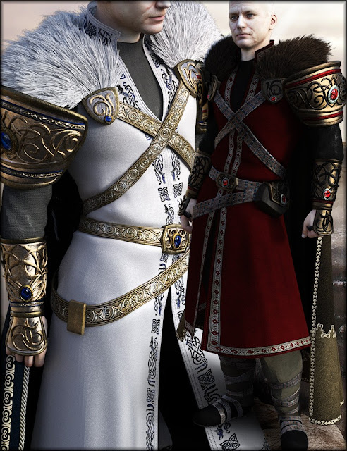 Lord of Snow Outfit Textures