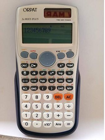 ♦ loot deal Orpat fx-991ES Plus Calculator Just Rs.300 Just Rs. 300 Loot First Deal
