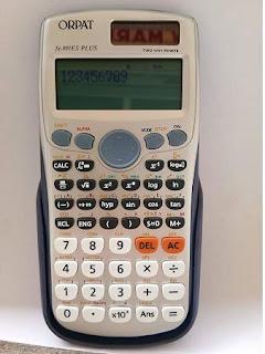 Orpat fx-991ES Plus Calculator