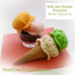 http://onecreativemommy.com/felt-food-ice-cream-tutorial-free-pattern/