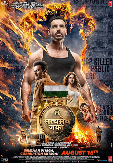 poster Satyameva Jayate 2018 Full Hindi Movie Download 720p