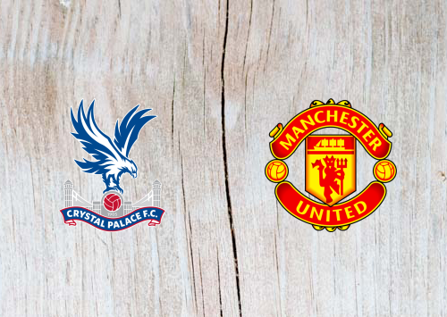 Crystal Palace vs Manchester United Full Match & Highlights 27 February 2019