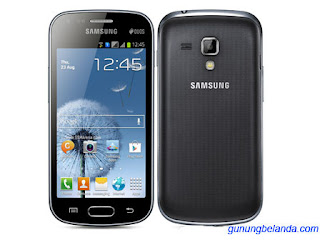 Cara Flashing Samsung Galaxy S Duos GT-S7562