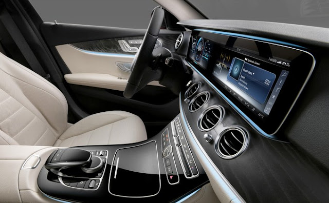 2018 Mercedes GLE Interior