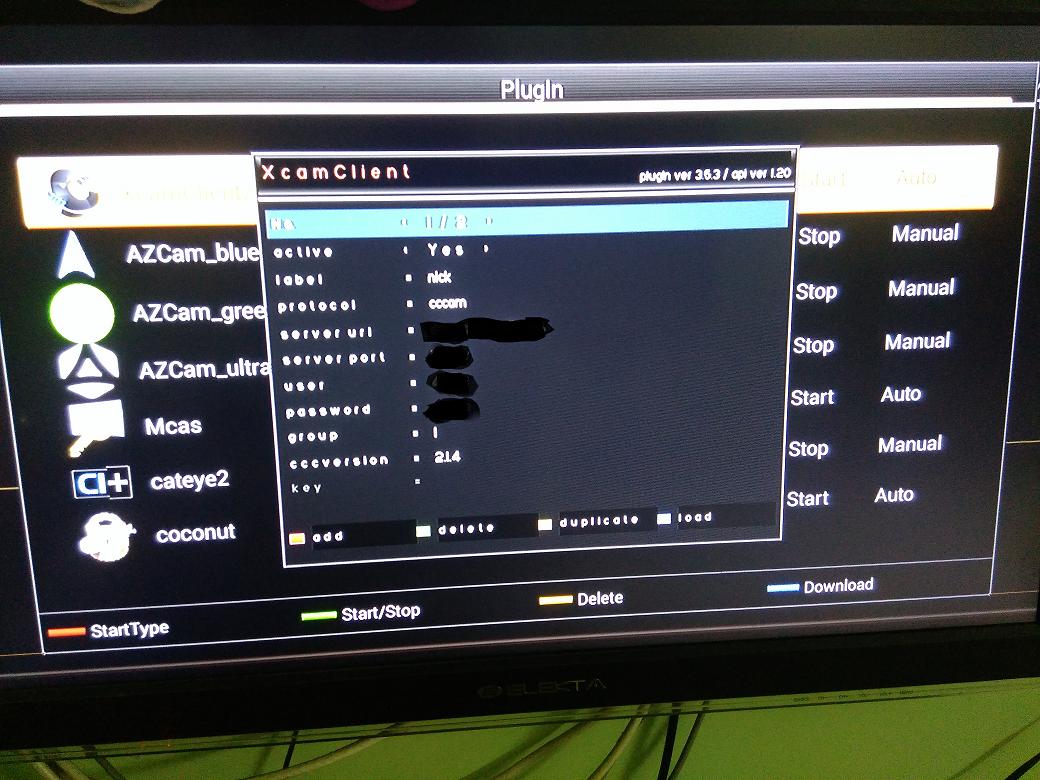 FREE CCCAM server