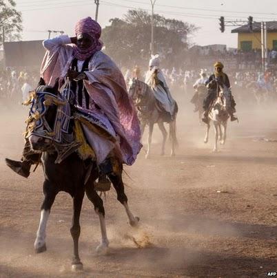 boko haram horse riders attack
