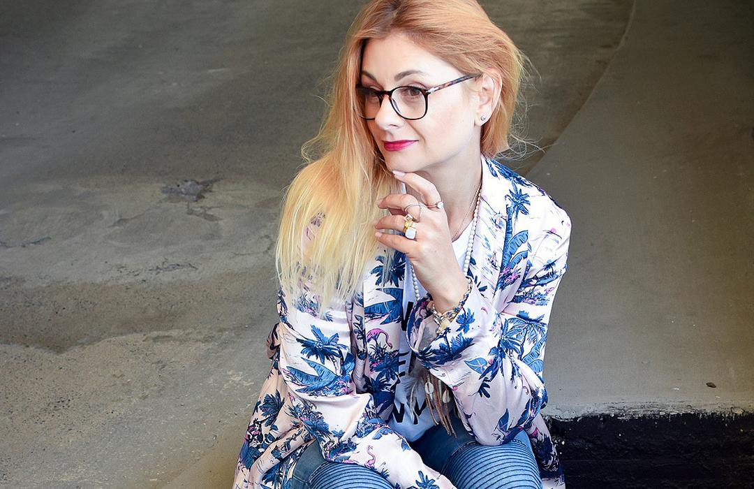 so stylst Du einen Kimono, Modeblog