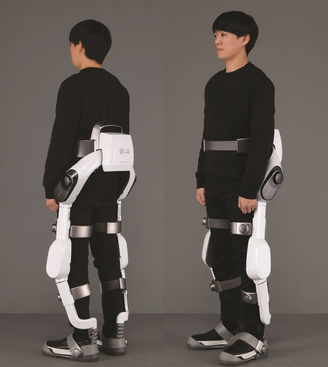 Tinuku.com LG to unveil first wearable robot CLOi SuitBot at IFA