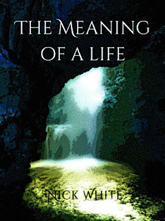 The Meaning of a Life - cover - a cave