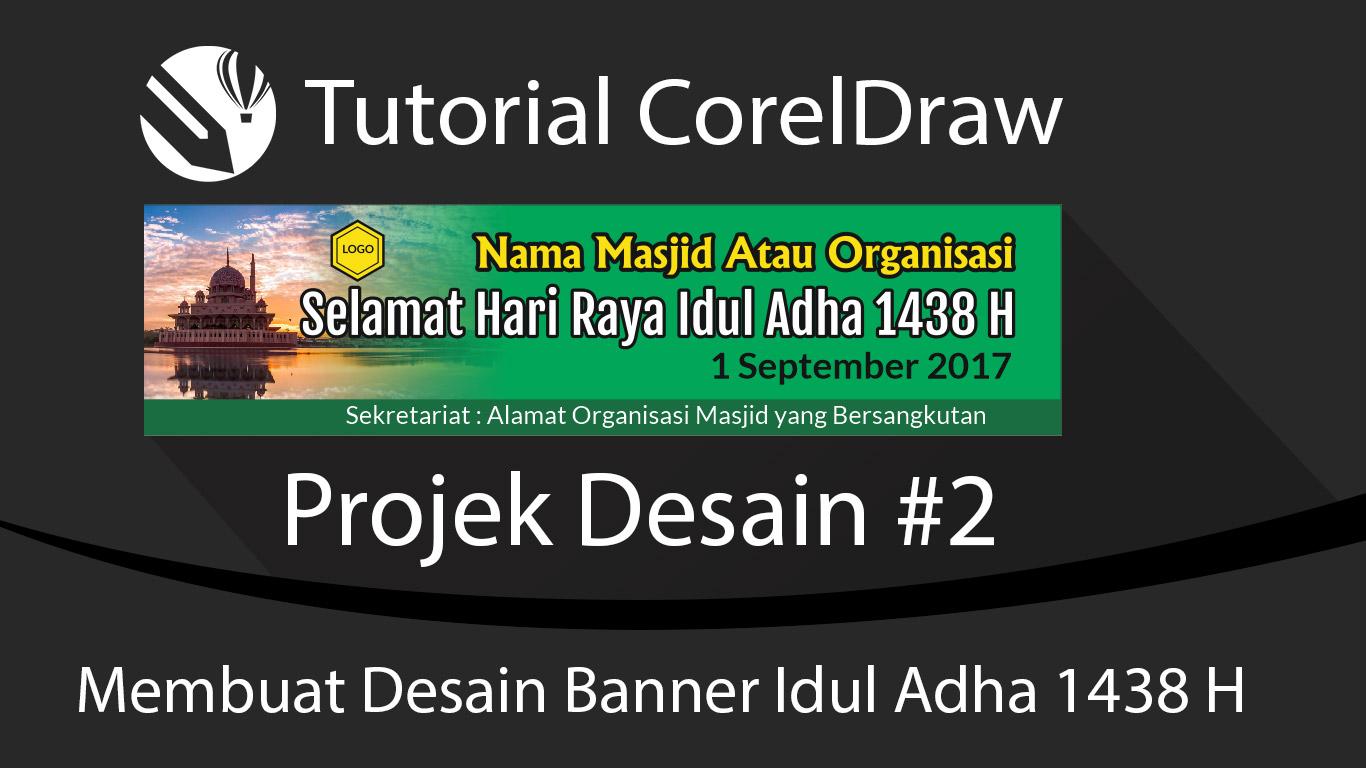 Download Desain Banner Hari Raya Idul Adha dari Youtube