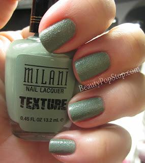 Milani Gracious Green swatch