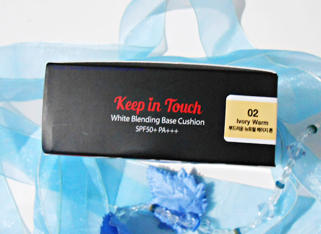 Keep in Touch White Blending Base Cushion SPF50+ PA+++