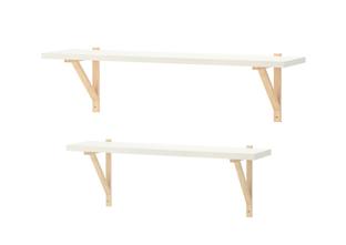 La habitación de Aurélie: Estanterías Ikea