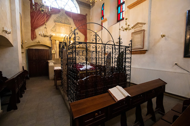 Sinagoga Remuh-Cracovia