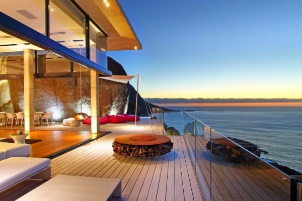 holiday villa cape town