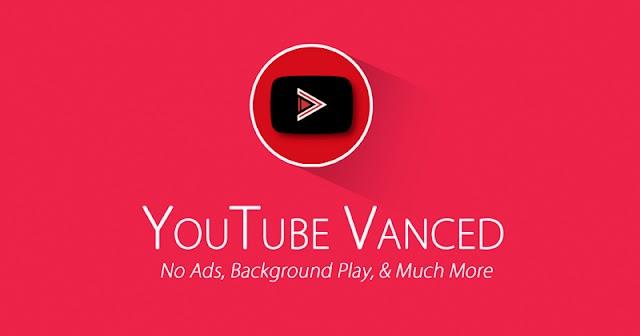 Youtube Vanced 15.05.54 Mod Xóa Quảng Cáo, Phát Dưới Nền, Theme Tối