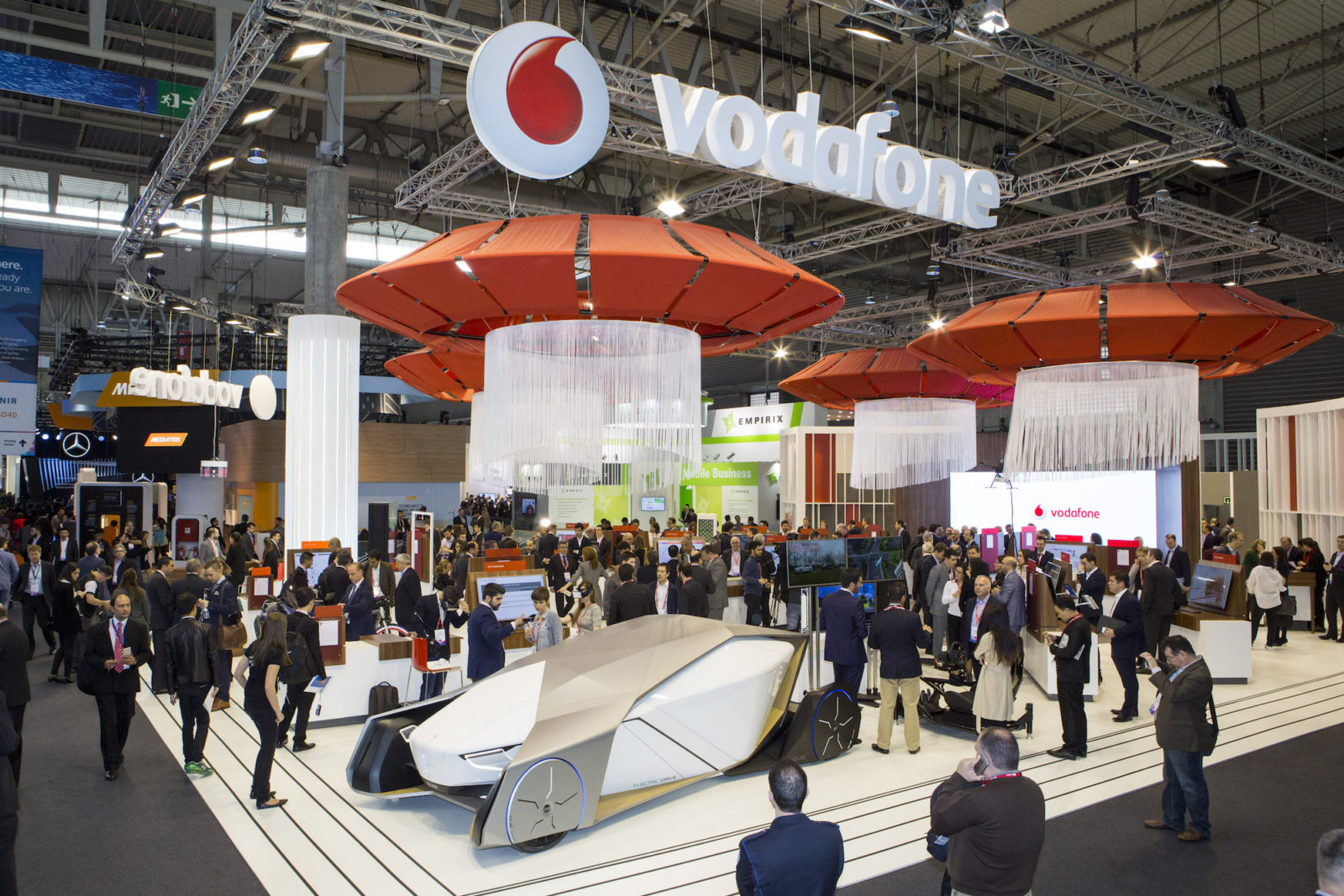 vodafone Mobile World Congress 2019