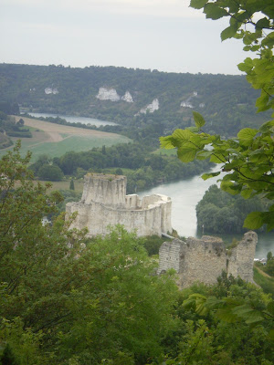 Chateau Gaillard en France