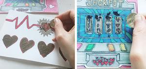Snabbt och kul: Alla hjärtans dag-kort