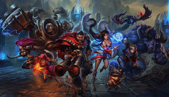 League of Legends Bedava Çarlar