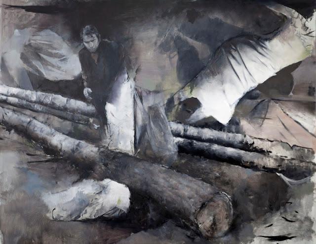 Художник из Румынии. Разван Боар 9