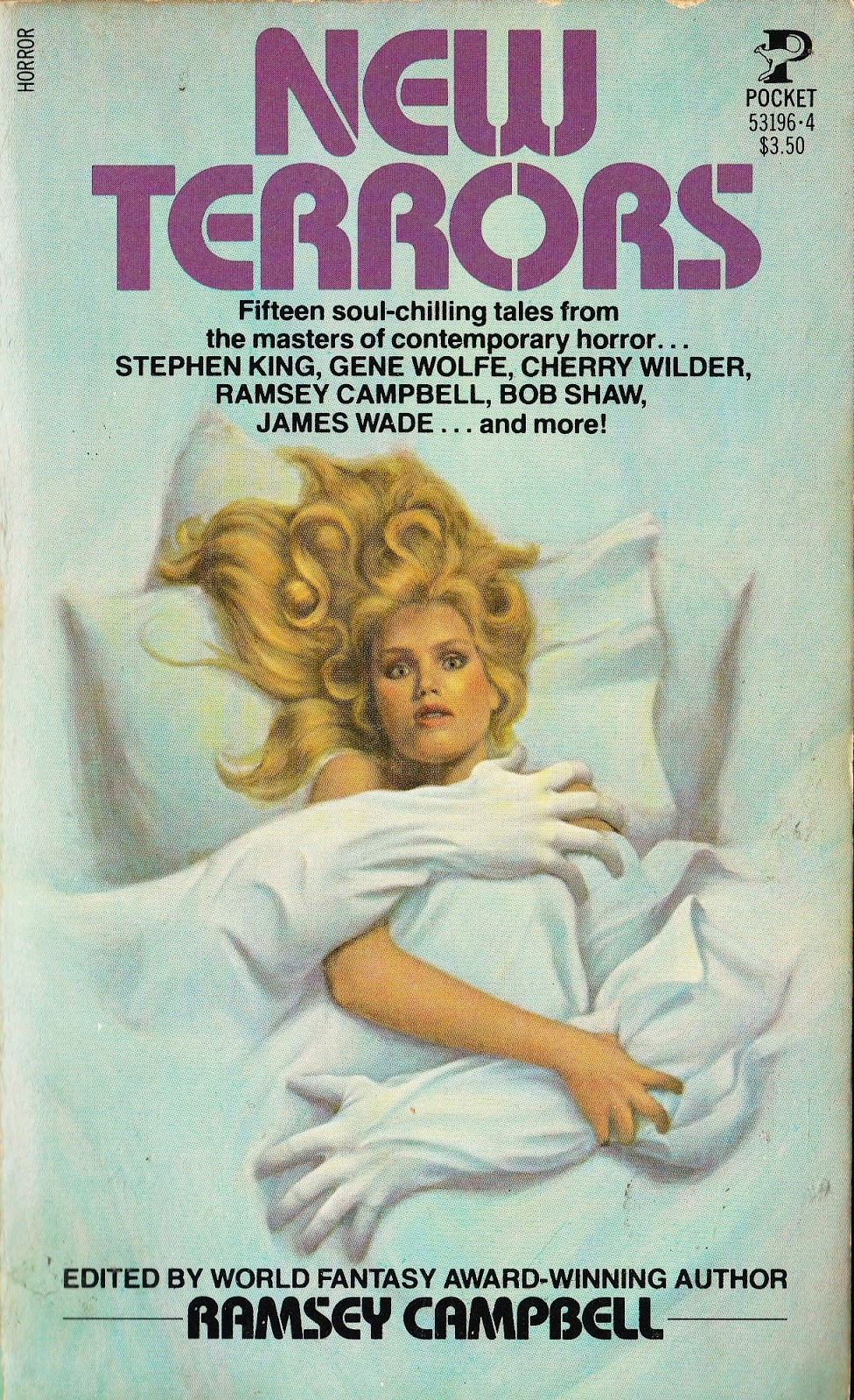 Too much horror fiction throughout the 1980s paperback horror boom there was no shortage of horror anthologies sure prior decades had seen their share of tomes of short horror fandeluxe Images