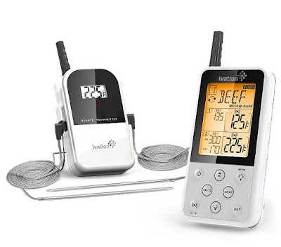 Ivation Wireless Temperature Meter