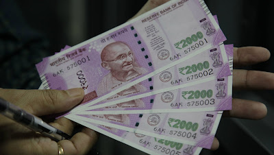 Currency Notes Shortage As Banks Closed