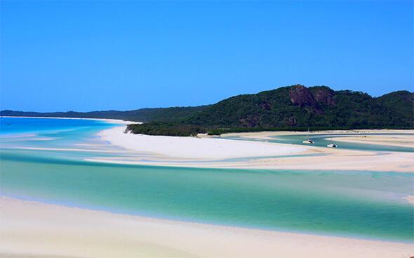 Whiteheaven Beach - Australia