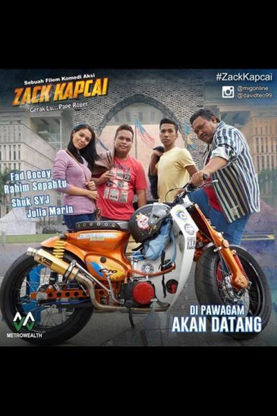 Zack Kapcai 2016 full movie