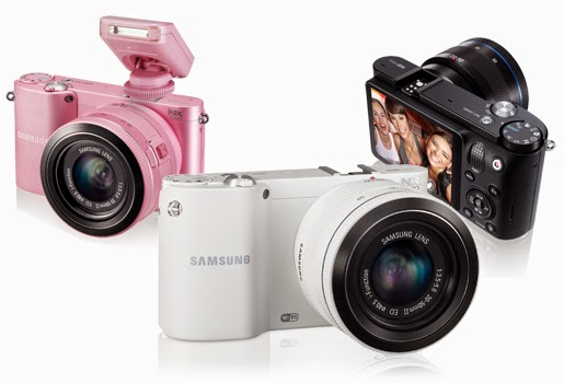 camera samsung smart nx1000